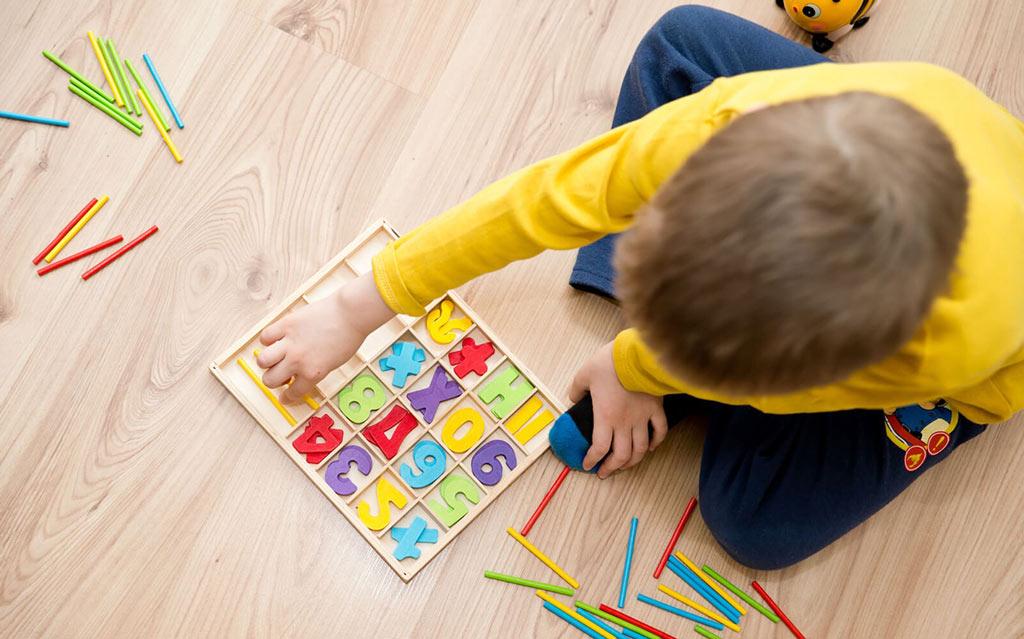 Omizje »Zgodnja obravnava otrok s posebnimi potrebami«
