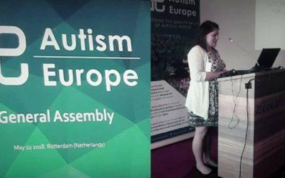 Zveza NVO za avtizem je postala članica Autism Europe
