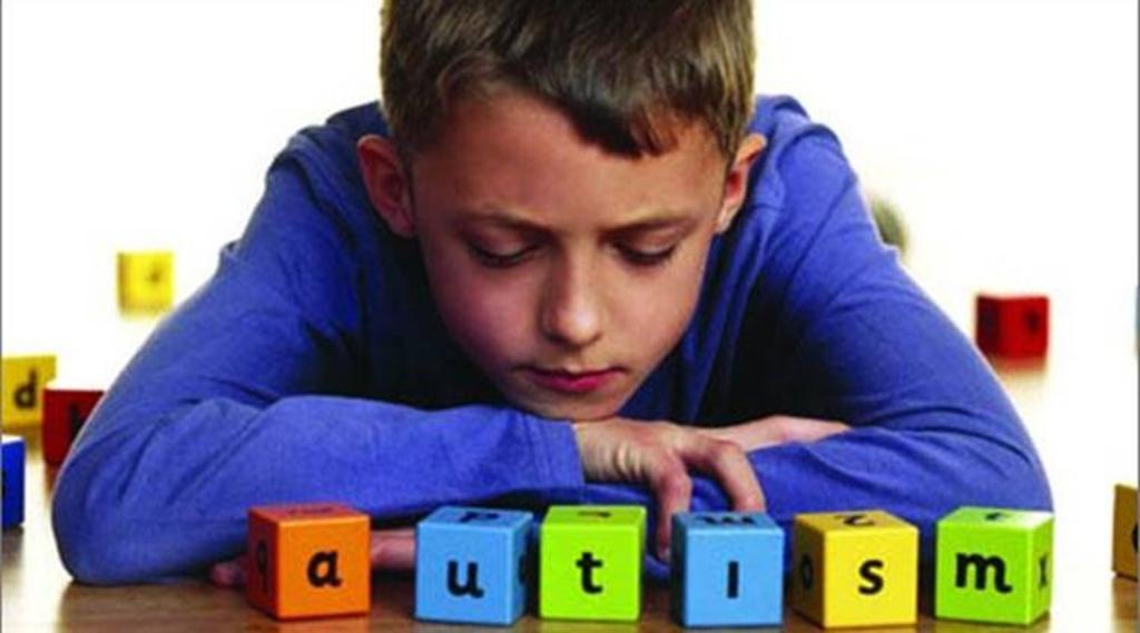 Otroci s spektroavtistično motnjo