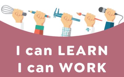I can learn, I can work
